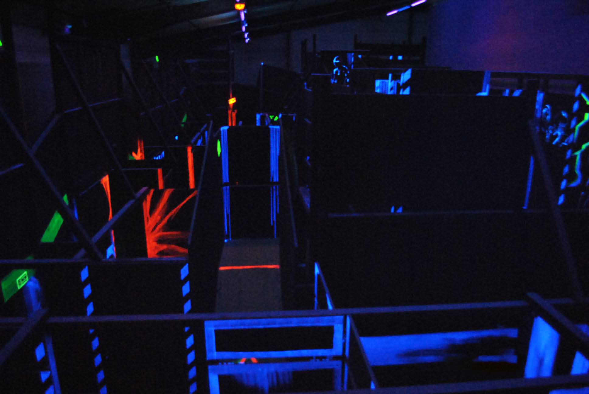 Laserquest Orl 233 Ans